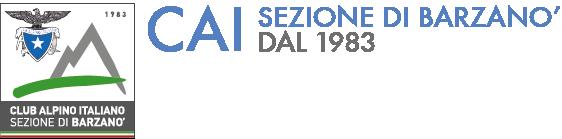 CAI sezione di Barzanò